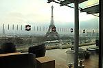 Newly opened Hotel Shangri-La Paris. Paris. France