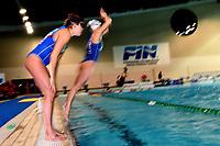 Tuffo Italia  <br /> Trieste 15/01/2019 Centro Federale B. Bianchi <br /> Women's FINA Europa Cup 2019 water polo<br /> Italy ITA - Nederland NED <br /> Foto Andrea Staccioli/Deepbluemedia/Insidefoto