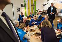 2017/12/18 Berlin | Bundespräsident besucht Stadtmission