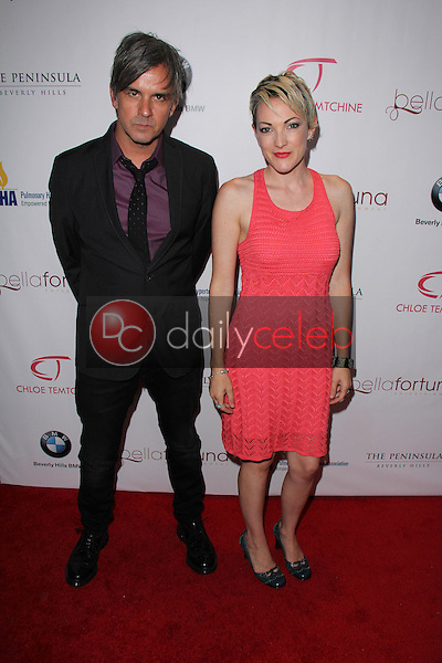 Greg Camp, Gina Briganti Camp<br /> at &quot;A Toast To The Emmys Celebrating Diversity,&quot; The Penninsula, Beverly Hills, CA 09-15-15<br /> David Edwards/Dailyceleb.com 818-249-4998