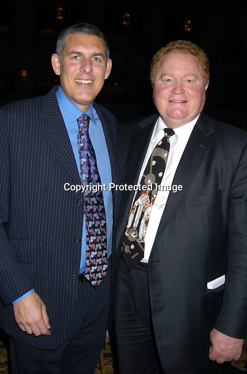 Lyor Cohen and Rusty Staub..at the Boys & Girls Harbor, Inc's 13rd Annual Salute to Achievement on May 10, 2005 at The Waldorf Astoria Hotel. ..Photo by Robin Platzer, Twin Images