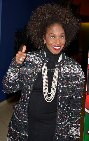 LOS ANGELES, CA- FEBRUARY 12: Pauletta Washington at the &quot;90 Days&quot; Movie Premiere at the Pan African Film Festival at the Cinemark Baldwin Hills in Los Angeles, California on February11, 2017. <br /> Credit: Koi Sojer/Snap'N U Photos/MediaPunch