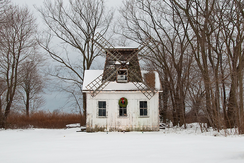 Winter Windmill<br />