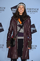 LONDON, UK. November 16, 2016: Jasmine Hemsley at the launch of the Skate 2016 at Somerset House Ice Rink, London.<br /> Picture: Steve Vas/Featureflash/SilverHub 0208 004 5359/ 07711 972644 Editors@silverhubmedia.com