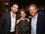 Harry Potter and the Cursed Child cast members: Poppy Miller, Alex Price and Paul Thornley attends The New York Drama Critics' Circle Awards at Feinstein's/54 Below on May 10, 2018 in New York City.