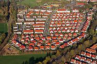 Boberger Dorfanger: EUROPA, DEUTSCHLAND, HAMBURG, (GERMANY), 10.04.2019: Boberger Dorfanger