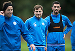 St Johnstone Training 14.10.16