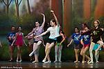 Cecil Dance Junior Troupe<br /> Thumbelina Preliminary Dress Rehearsal <br /> March 29, 2012