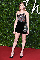 Laura Carmichael<br /> arriving forThe Fashion Awards 2019 at the Royal Albert Hall, London.<br /> <br /> ©Ash Knotek  D3542 02/12/2019