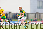 Johnny Buckley Kerry in action against  Donegal in Division One of the National Football League at Austin Stack Park Tralee on Sunday.