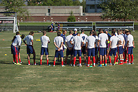 USMNT Training, September 6, 2015