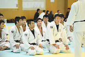 Japan team group (JPN), <br /> JULY 27, 2016 - Judo : <br /> Men's Japan national team training session <br /> for Rio Olympic Games 2016 <br /> at Ajinomoto National Training Center, Tokyo, Japan. <br /> (Photo by AFLO SPORT)