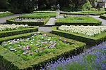 The Formal Garden, Holland Park, Kensington, London, England