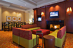 Detroit Mariott Lounge