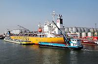 Petroleumhaven in Rotterdam