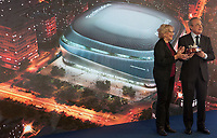2019 04 02 Real Madrid present new stadium