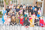 MULTI-FAITH CULTURE DAY: The students of Tralee Educate Together NS celebrating the variety of the Multi-Faiths and Culture that are in Tralee at Collis Sandes House, Tralee On Thursday.