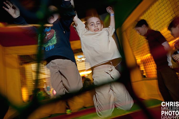 02/12/12 - Kalamazoo, MI: Kalamazoo Baby & Family Expo.  Photo by Chris McGuire.  R#31