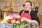 "Amy O'Connell, Killarney Community College, who has reached the All Ireland final of ""Take Away My Way"" which will be judged by Chef Nevin Maguire....................."