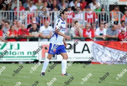 2013-08-11 / Voetbal / seizoen 2013-2014 / KSK Heist - R. Antwerp FC / Jorn Rijmenams<br /><br />Foto: mpics.be