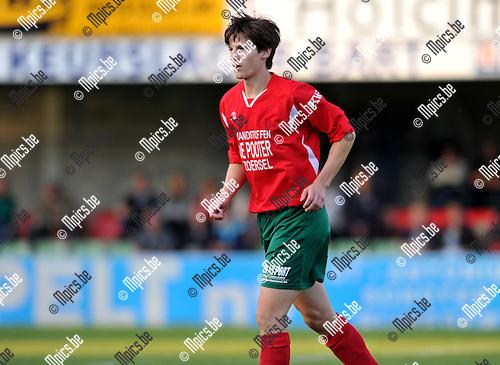 2010-09-04 / Voetbal / seizoen 2010-2011 / KFC Antonia / Jesse Huygen..Foto: Mpics