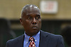 Bernard Tomlin, SUNY Old Westbury men's basketball head coach, exits the court after his team's 76-69 win over Mount Saint Mary College (Newburgh, NY) at Clark Athletic Center, located on SUNY Old Westbury's campus, on Thursday, Jan. 10, 2019.