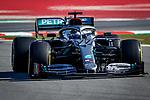 Mercedes-AMG Petronas Motorspor, Valtteri Bottas, takes part in the tests for the new Formula One Grand Prix season at the Circuit de Catalunya in Montmelo, Barcelona. February 19, 2020 (ALTERPHOTOS/Javier Martínez de la Puente)