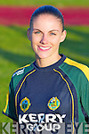 Gina Crowley Kerry Senior Ladies Football Panel 2012..