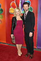 Amy Poehler and Adam Scott at NBC's Upfront Presentation at Radio City Music Hall on May 14, 2012 in New York City. © RW/MediaPunch Inc.