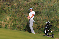 Robert Brazill (Naas) on the 10th during Matchplay Semi-Finals of the AIG Irish Amateur Close Championship 2019 in Ballybunion Golf Club, Ballybunion, Co. Kerry on Wednesday 7th August 2019.<br /> <br /> Picture:  Thos Caffrey / www.golffile.ie<br /> <br /> All photos usage must carry mandatory copyright credit (© Golffile | Thos Caffrey)