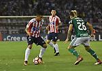 Junior perdió 0-3 ante Palmeiras. Fase de grupos Conmebol Libertadores 2018.