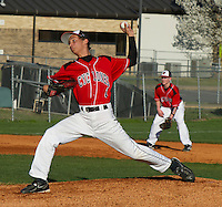 2011 High school Baseball - Russellville vs Har-ber