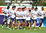 Seleccion Colombia  practica  rumbo al mundial  Brasil 2014  ante de su encuentr con bolivia