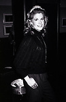 "Candice Earley at the ""All My Children"" ABC TV Studios on November 1, 1981 in New York City."