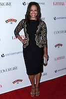 "HOLLYWOOD, CA - OCTOBER 03: Actress Judy Reyes arrives at Latina Magazine's ""Hollywood Hot List"" Party held at The Redbury Hotel on October 3, 2013 in Hollywood, California. (Photo by Xavier Collin/Celebrity Monitor)"