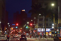 CAMPINAS,SP - 30.11.2015 - AVENIDA-INAUGURAÇÃO - A prefeitura de Campinas, inaugura na noite dessa segunda-feira (30) a Avenida Nova Glicério, com novo asfalto, calçadas largas e novos pontos de onibus. (Foto: Eduardo Carmim/Brazil Photo Press)