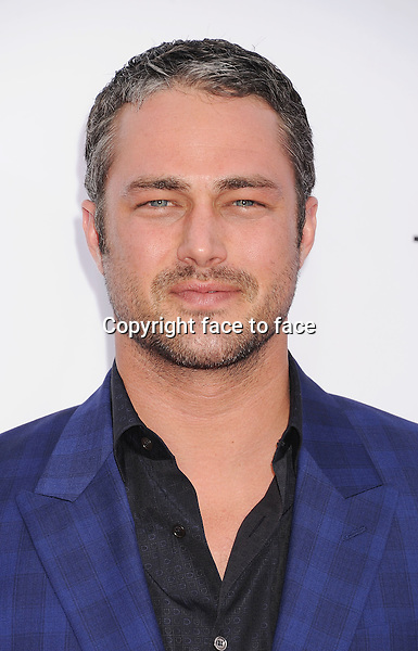 WESTWOOD, CA- APRIL 21: Actor Taylor Kinney arrives at the Los Angeles premiere of 'The Other Woman' at Regency Village Theatre on April 21, 2014 in Westwood, California.<br /> Credit: Mayer/face to face<br /> - No Rights for USA, Canada and France -