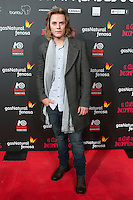 "Jaime Olias attend the Premiere of the movie ""El club de los incomprendidos"" at callao Cinema in Madrid, Spain. December 1, 2014. (ALTERPHOTOS/Carlos Dafonte) /NortePhoto<br />