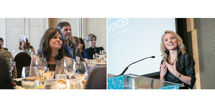 1st annual benefit luncheon celebrating Vital Voices.