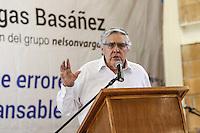 Nelson Vargas, Conferencia
