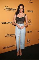 LOS ANGELES, CA - JUNE 11: Michaela Conlin, at the premiere of Yellowstone at Paramount Studios in Los Angeles, California on June 11, 2018. <br /> CAP/MPI/FS<br /> &copy;FS/MPI/Capital Pictures