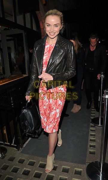 Noelle Reno attends the J&amp;M Davidson new store launch party, J&amp;M Davidson, Mount Street, London, UK, on Wednesday 03 February 2016.<br /> CAP/CAN<br /> &copy;Can Nguyen/Capital Pictures