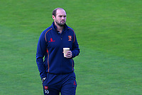 Nick Browne of Essex walks off after assessing the prospects of play during Yorkshire CCC vs Essex CCC, Specsavers County Championship Division 1 Cricket at Emerald Headingley Cricket Ground on 16th April 2018