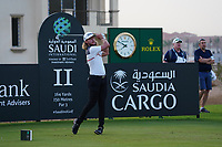 Maverick Antcliff (AUS) on the 11th during Round 2 of the Saudi International at the Royal Greens Golf and Country Club, King Abdullah Economic City, Saudi Arabia. 31/01/2020<br /> Picture: Golffile | Thos Caffrey<br /> <br /> <br /> All photo usage must carry mandatory copyright credit (© Golffile | Thos Caffrey)