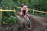 2017-09-16 / Veldrijden / Seizoen 2017-2018 / Junioren Vorselaar / Xander Geysels<br /> <br /> ,Foto: Mpics.be