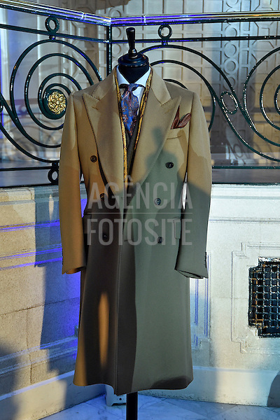Chester Barrie<br /> <br /> Londres Masculino - Inverno 2016<br /> <br /> <br /> foto: FOTOSITE