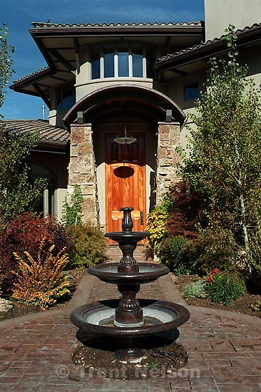 Richardson home for Richardson Design.<br />
