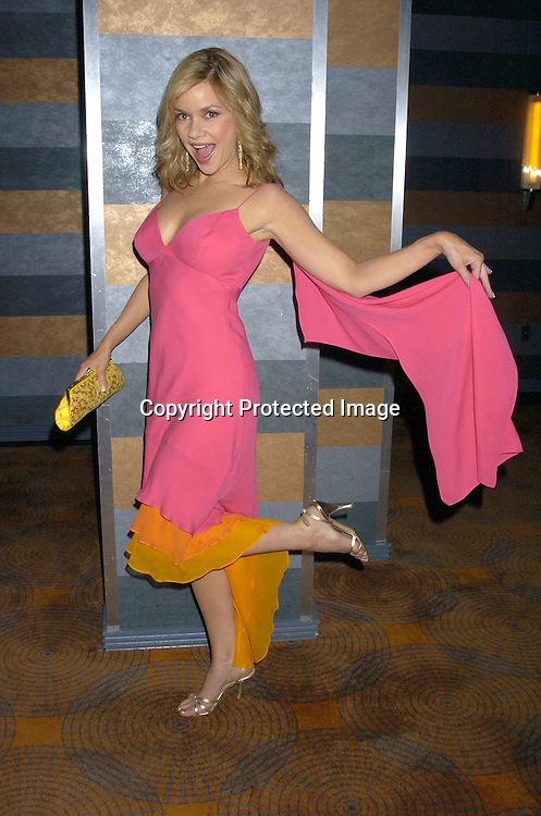 Bobbie Eakes ..at the Rainbow Room at the celebration for All My Childrens's 35th Anniversary after a show at Town Hall benefitting Broadway Cares Equity Fights Aids on February 7, 2005. ..Photo by Robin Platzer, Twin Images