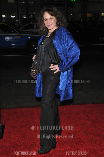 "Karen Black at the AFI Fest gala screening of ""The Road"" at Grauman's Chinese Theatre, Hollywood..November 4, 2009  Los Angeles, CA.Picture: Paul Smith / Featureflash"