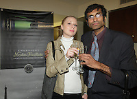 October 11, 2012 - Montreal. Quebec , Canada - Launch of TOP QUEBEC fashion magazine first issue at Saint-Sulpice Hotel -